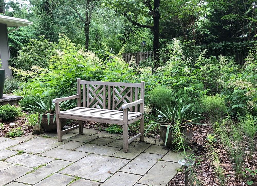 Bernhardt bench
